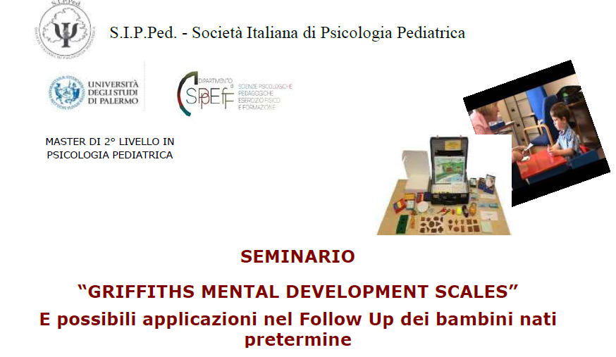 "Seminario ""GRIFFITHS MENTAL DEVELOPMENT SCALES"""